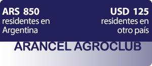 Arancel AGROCLUB
