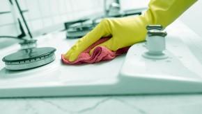 POES MIP:  uso de materiales de limpieza