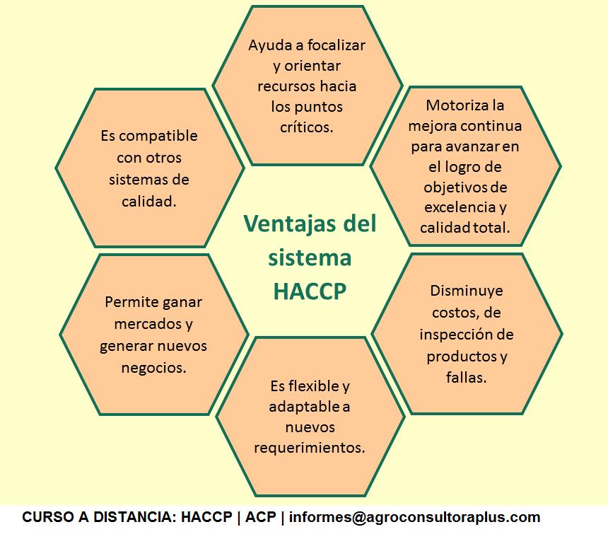 Implementación y Control de un Programa de Aseguramiento de Inocuidad Alimentaria según el Sistema HACCP