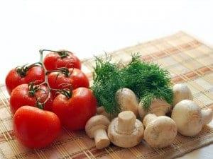 Alimentación Saludable Vegetariana - Hongos Comestibles