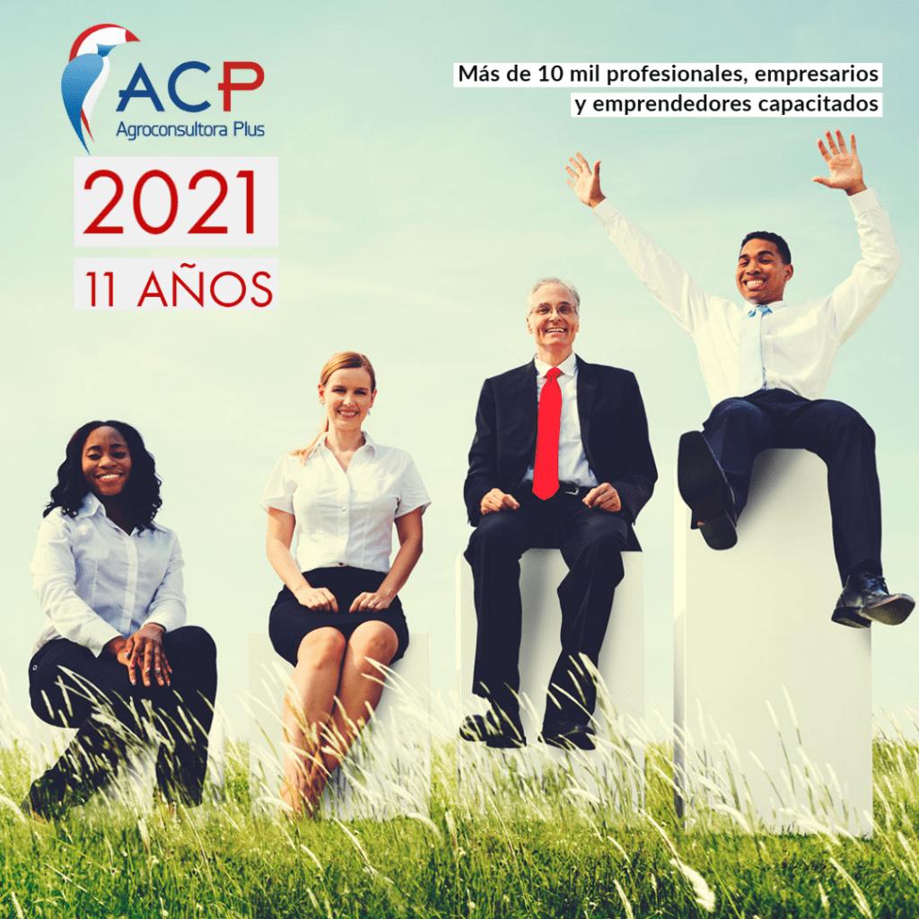 Con propuestas educativas innovadoras, herramientas tecnológicas de última generación y expertise internacional, ACP Agroconsultora Plus ofrece soluciones en educación a distancia y comunicación corporativa.