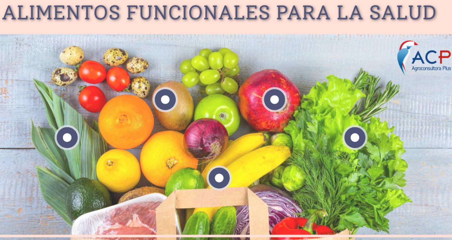 Alimentos Funcionales para la Salud