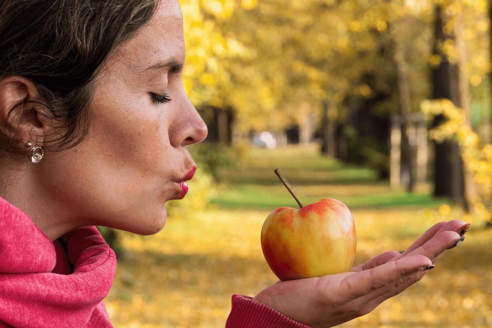 Mujer Invierno - Alimentarse Sano